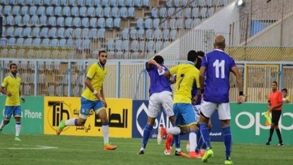 تعرف على تشكيل مواجهة الإسماعيلي والمقاولون في كأس مصر