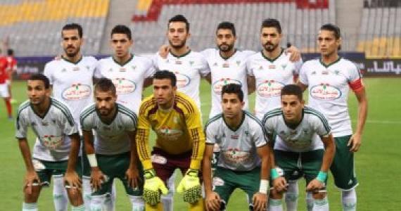 حسام حسن يعلن تشكيل المصري لمواجهة الرجاء